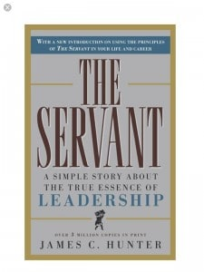 Servant Leadership Book Cover