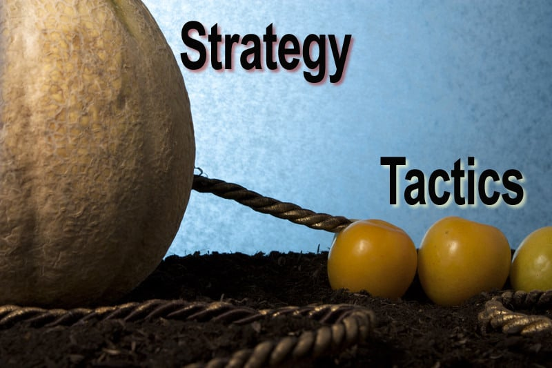 Understanding Strategy vs Tactics: A Key to Business Growth