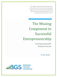 Missing Components of Successful Entrepreneurship