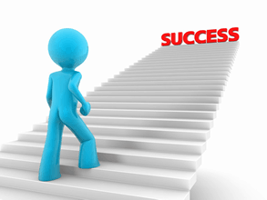 Stairs to Success