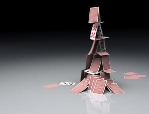 build an asset from your business not a house-of-cards