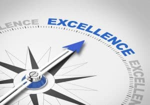 build a great operation with excellence