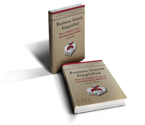 business growth simplified book cover